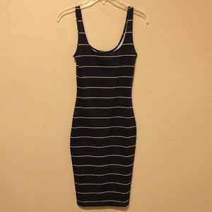 NWT Cotton On striped tank dress XS